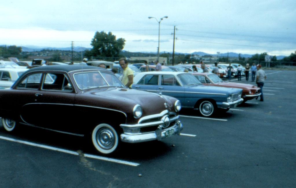 Flickriver for 1950 ford 4 door