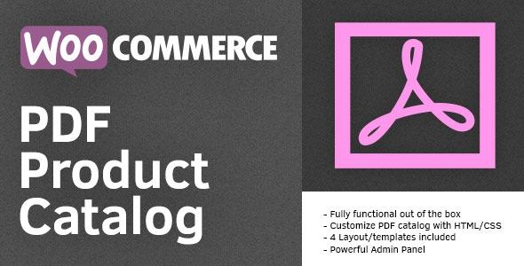 PDF Product Catalog for WooCommerce v2.0.1