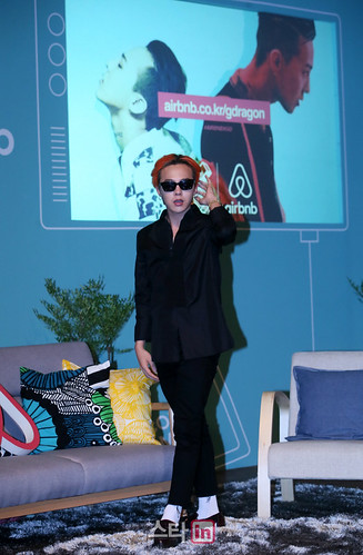 G-Dragon - Airbnb x G-Dragon - 20aug2015 - Star in - 14
