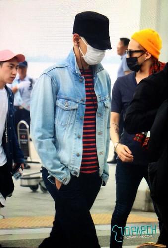 BIGBANG departure Seoul ICN to Manila 2015-07-30 (6)