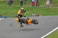 Cadwell park  British superbikes and support races