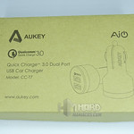 AUKEY USB Car Charger CC-T7 1