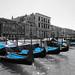 Gondole blue by Sophai900