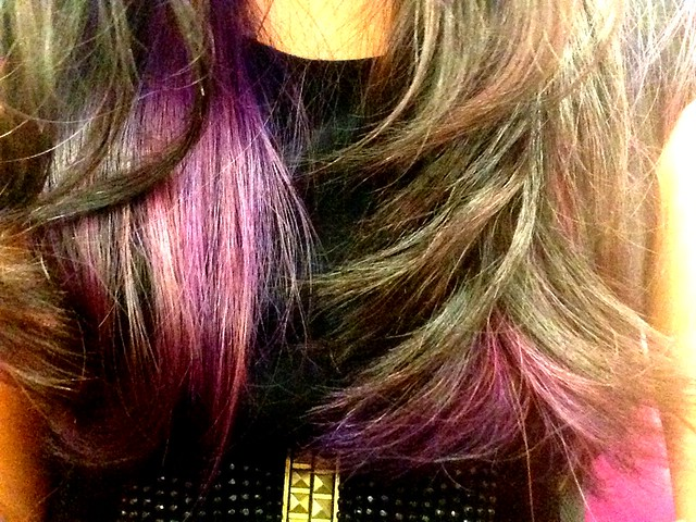 purple hair 2