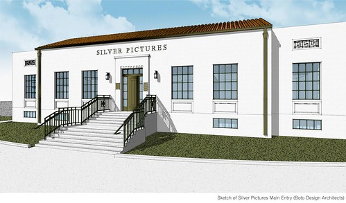 Silver Pictures Rendering (2012)