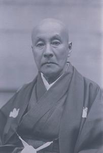 川村清雄肖像