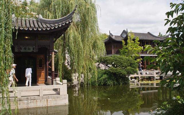 Chinese Garden Of Friendship Cafe