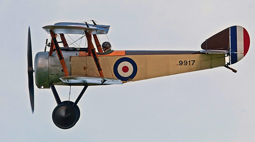 Side-on Sopwith..