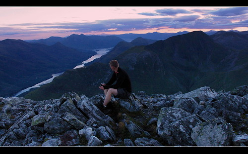 Mamores Bivi 13 and 14th Aug 08 by Inverness-Andrew