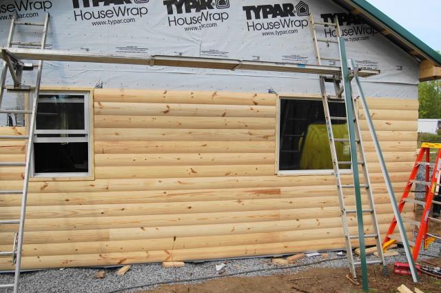 log cabin siding flickr photo sharing