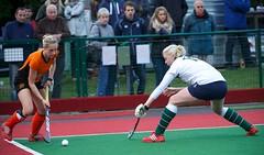 Investec Women's Hockey League - Surbiton v Leicester