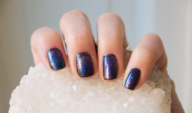My Galaxy Nails