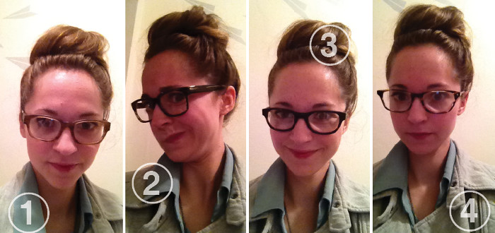 dash dot dotty, warby parker home try-on, goggles, glasses picking
