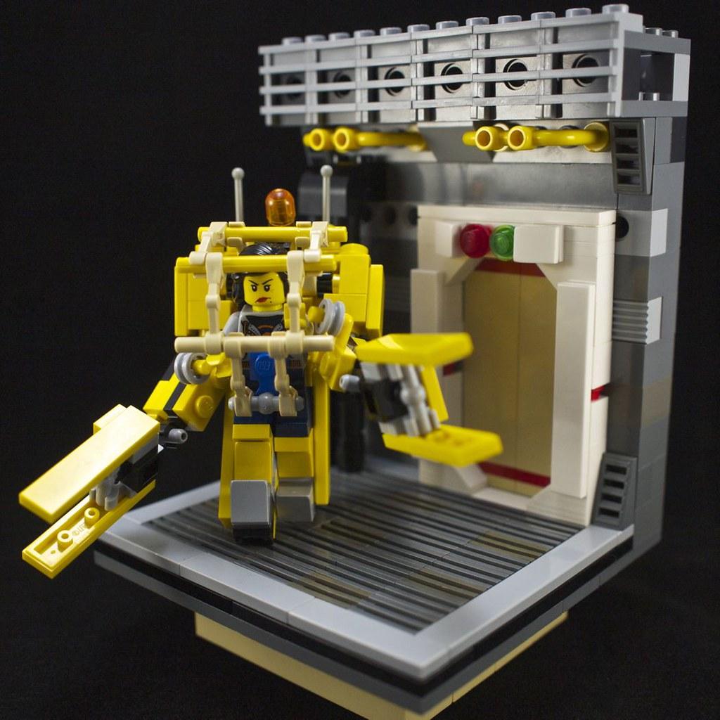 Lego Power Loader - 1