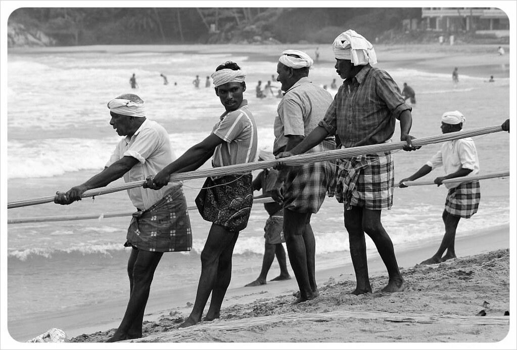 fishermen kovalam
