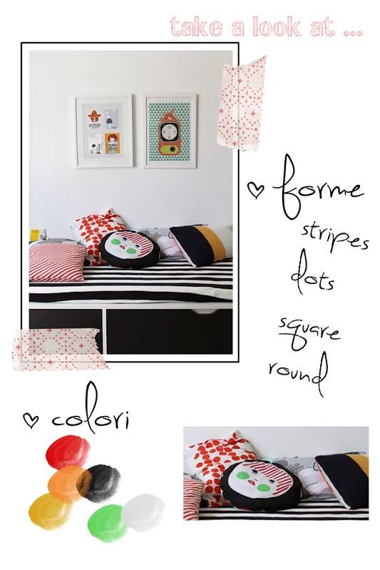 appunto#4 forme - colori