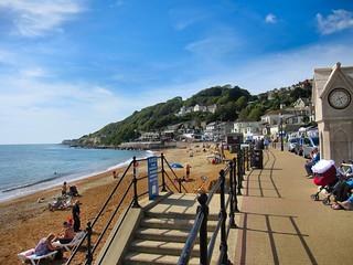 Seaside walks..