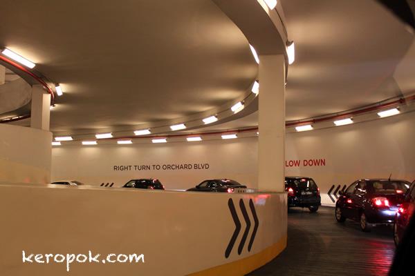 ION Car Park