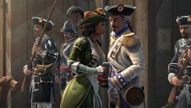 Assassin's Creed III: Liberation para PS Vita - Lady persona
