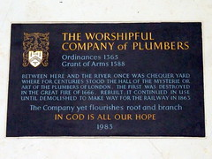 Photo of Slate plaque number 11684