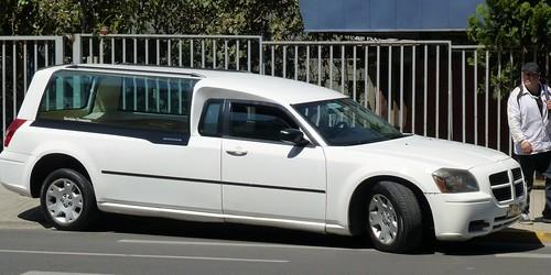 Dodge Magnum Hearse (Carroza)