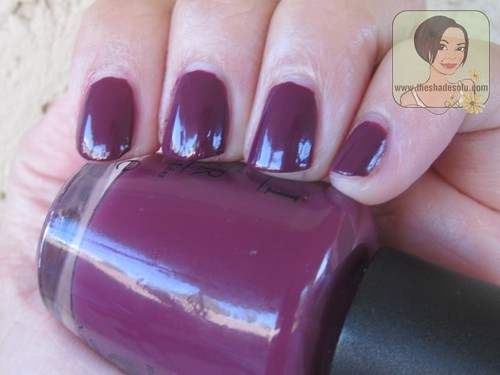 OPI James Bond Skyfall
