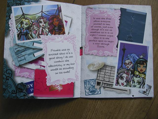 Scaris diary