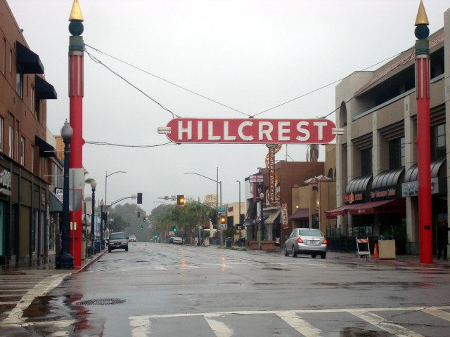 hillcrest best neighborhood san diego
