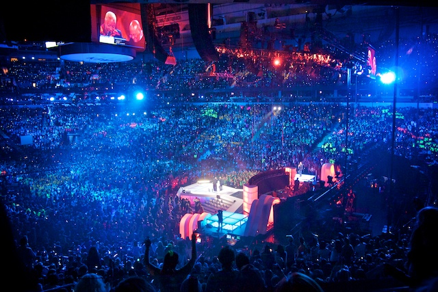 We Day Vancouver 2012
