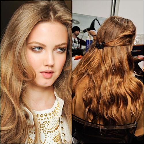 hair trends 2012