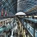 St Pancras Railway Station by DaveKav