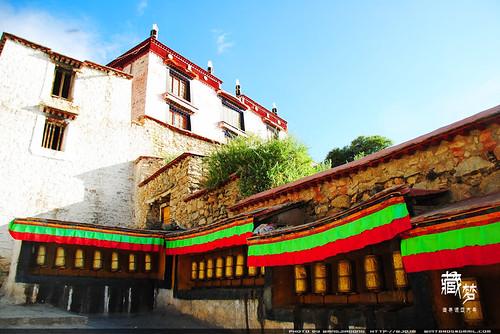 8102229153 c217963045 藏梦●追寻诺亚方舟之旅:神秘藏传佛教   王佳冬个人博客