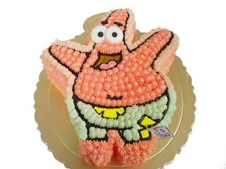 生日蛋糕 派大星