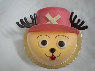 生日蛋糕 喬巴