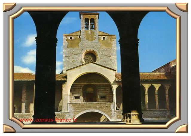 PERPIGNAN (Pyrénées-Orientales) Chapelle Haute du Palais des Rois de Majorque -70-150