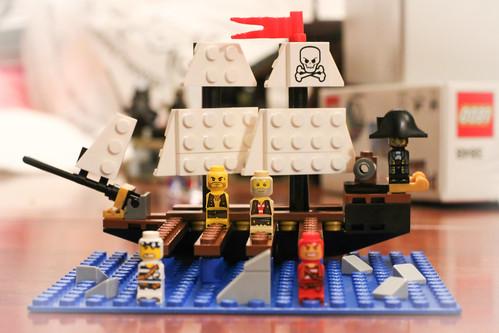 293/365: Pirate Plank