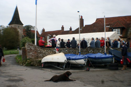 Meeting of Bosham Sailors