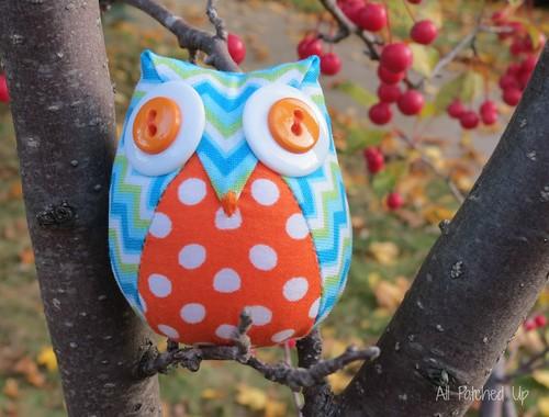 Mr. Owl