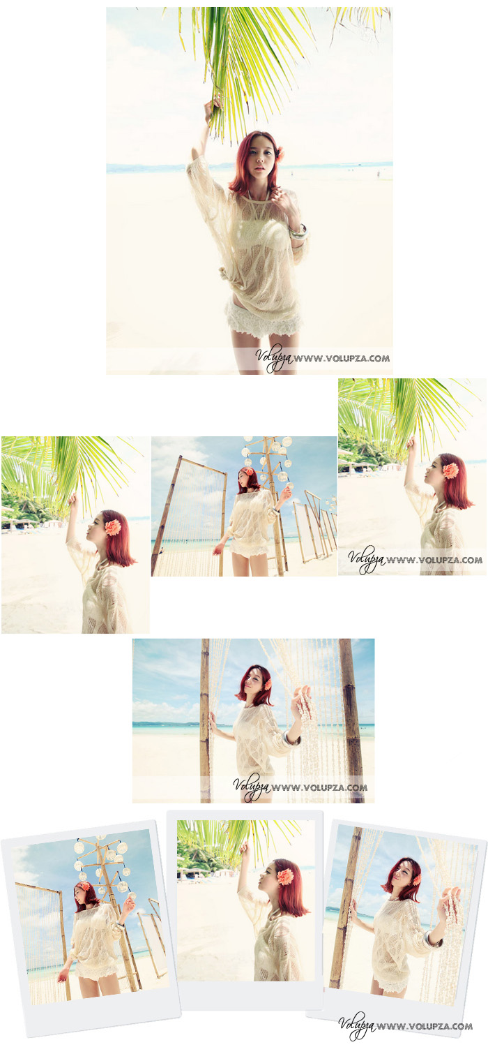 BEACH COVER UP 1