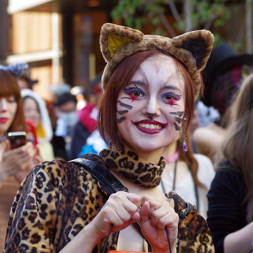 Kagurazaka Cat Halloween 2012-08