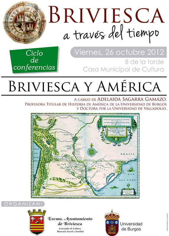 Briviesca y América