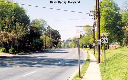 Silver Spring MD