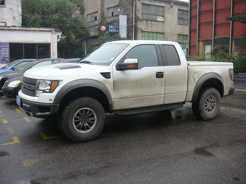 FORD F150 RAPTOR SVT