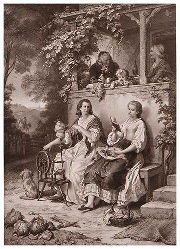 013-friederike-Goethe-Galerie…1867- W. von Kaulbach- Universität Düsseldorf