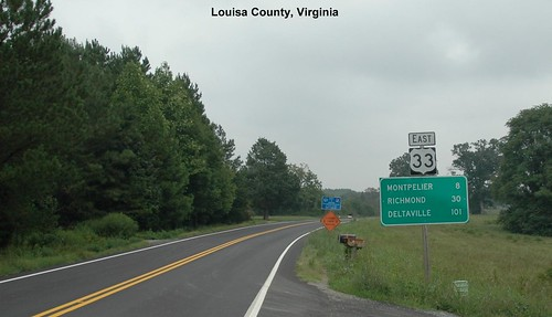 Louisa County VA