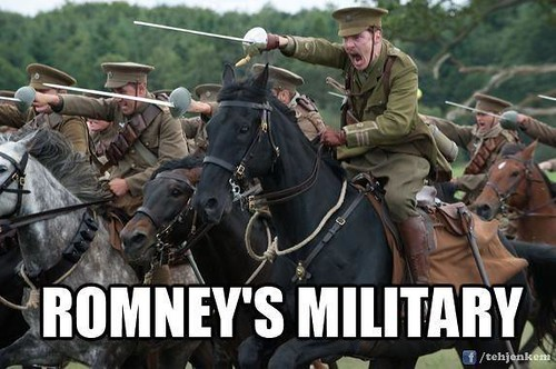 Horses and Bayonets 2