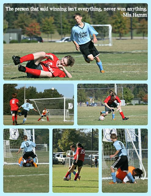 U16 Soccer