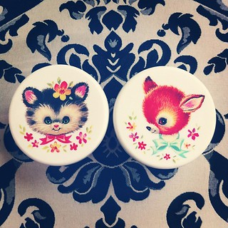 How cute are these pin pots?