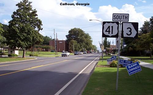 Calhoun GA