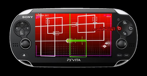escapeVektor PlayStation Vita